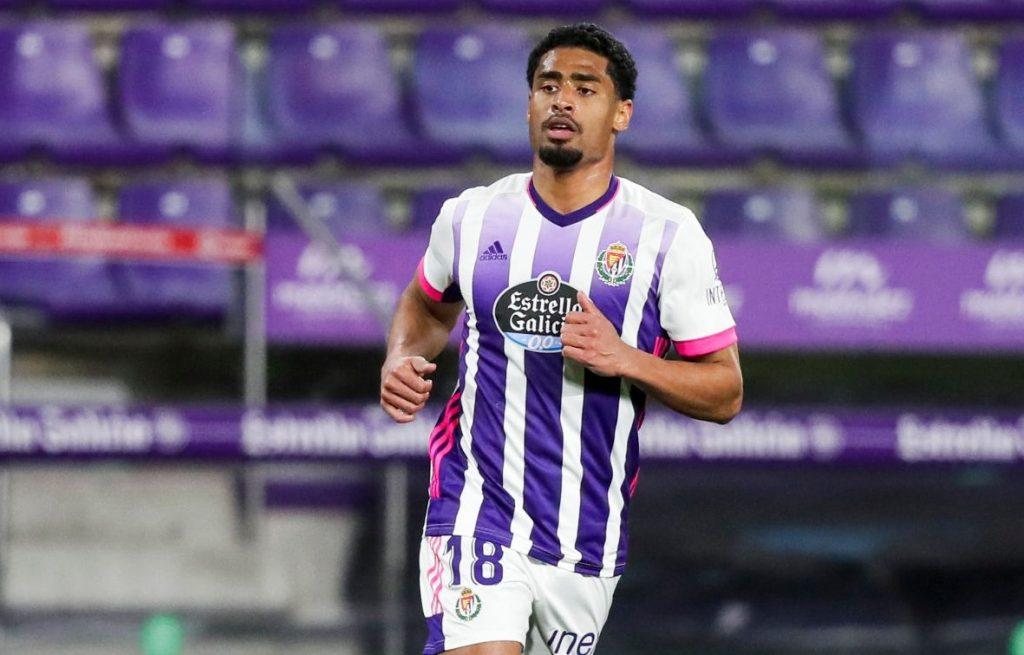 Primera vez en la temporada que Saidy Janko juega 5 partidos seguidos de  Liga - Pucela Fichajes